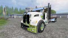 Kenworth T440 [flatbed]
