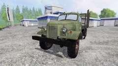 ZIL-157 [de madera]