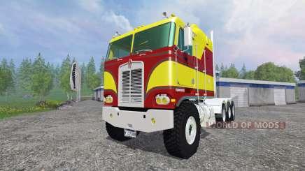 Kenworth K100 para Farming Simulator 2015