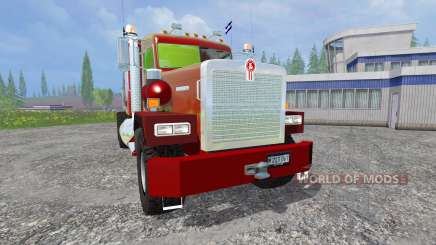 Kenworth C500 para Farming Simulator 2015