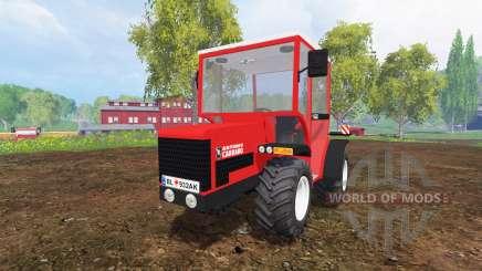 Cararro Tigrecar 3800 HST para Farming Simulator 2015