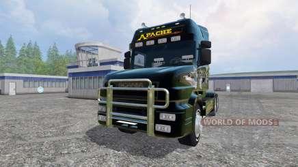 Scania T164 [Apache Demolition] para Farming Simulator 2015