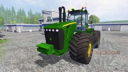 John Deere 9630 v4.0 para Farming Simulator 2015