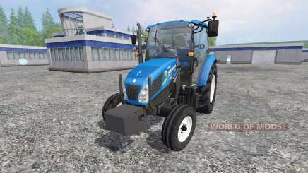 New Holland T4.75 2WD para Farming Simulator 2015