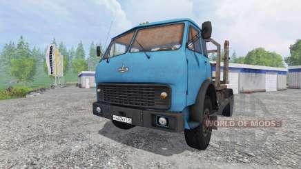 MAZ-509 v1.2 para Farming Simulator 2015