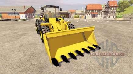 Caterpillar 966H v3.1 para Farming Simulator 2013