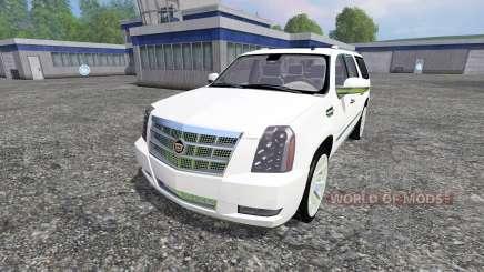Cadillac Escalade para Farming Simulator 2015