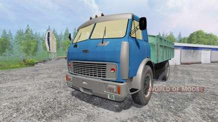MAZ-500 v1.0 para Farming Simulator 2015