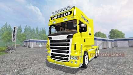 Scania Longline para Farming Simulator 2015