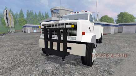 GMC Utility Truck para Farming Simulator 2015