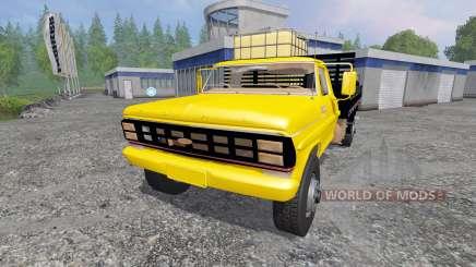 Ford F-4000 para Farming Simulator 2015