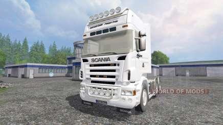 Scania R620 para Farming Simulator 2015
