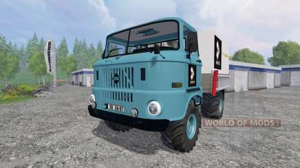 IFA W50 [service] para Farming Simulator 2015