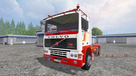 Volvo F12 [trailer] para Farming Simulator 2015