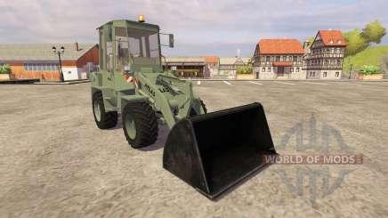 Zettelmeyer ZL 602 para Farming Simulator 2013