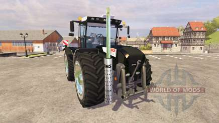 CLAAS Xerion 3800 [black chrome] para Farming Simulator 2013