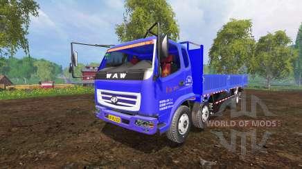 WAW 2000 6x2 para Farming Simulator 2015
