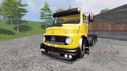 Mercedes-Benz 1114 para Farming Simulator 2015