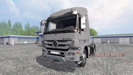 Mercedes-Benz Actros MP3 v0.8b para Farming Simulator 2015