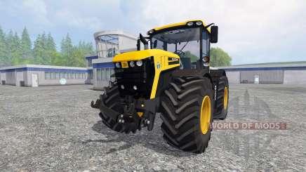 JCB 4220 v1.0 para Farming Simulator 2015