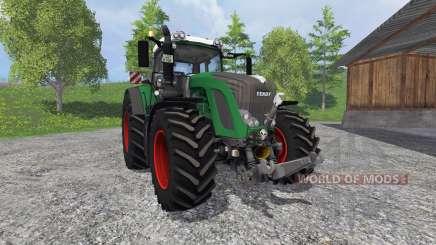 Fendt 936 Vario [update] para Farming Simulator 2015