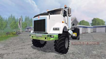 Kenworth T800 [spreader] para Farming Simulator 2015