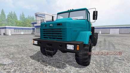 Kraz-6446 para Farming Simulator 2015