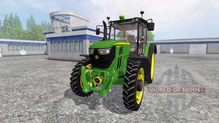 John Deere 6090RC v2.0 para Farming Simulator 2015