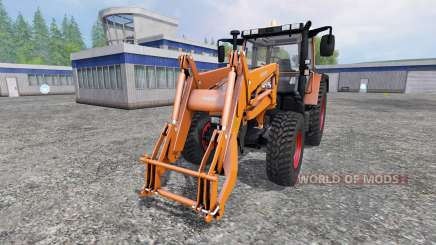 Fendt 380 GTA Turbo v1.0 para Farming Simulator 2015