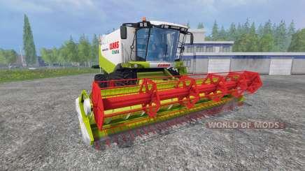 CLAAS Lexion 550 v2.0 para Farming Simulator 2015