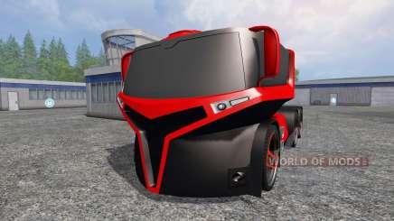 Iveco Concept para Farming Simulator 2015