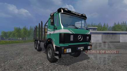 Mercedes-Benz SK 1935 [forest] v2.0 para Farming Simulator 2015
