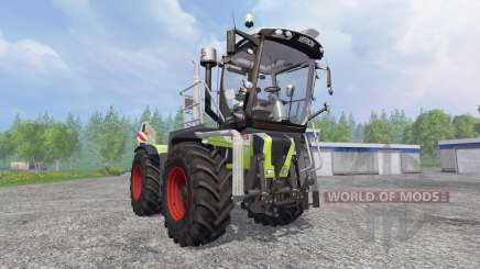 CLAAS Xerion 3800 SaddleTrac v4.0 para Farming Simulator 2015