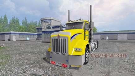 Kenworth T800 [pack] para Farming Simulator 2015