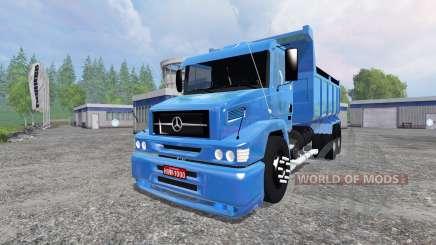 Mercedes-Benz L 1620 para Farming Simulator 2015