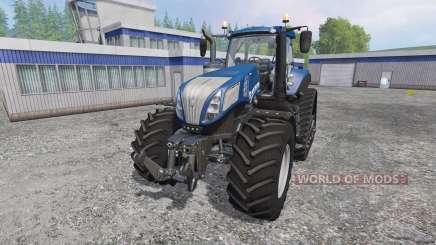 New Holland T8.435 [SmartTrax] v1.1 para Farming Simulator 2015