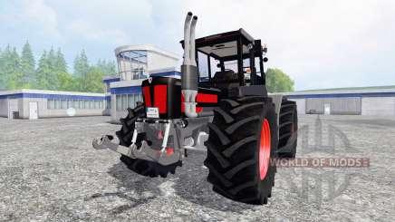 Schluter Super-Trac 1900 TVL para Farming Simulator 2015