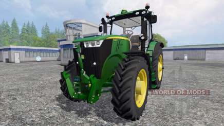 John Deere 7290R [US] para Farming Simulator 2015