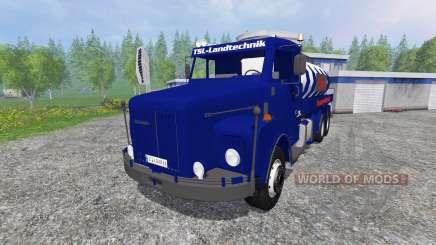 Scania 111S para Farming Simulator 2015