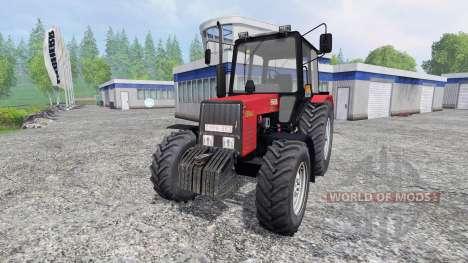 MTZ-Bielorrusia 820.4 para Farming Simulator 2015