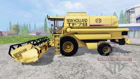 New Holland TF78 v2.0 para Farming Simulator 2015