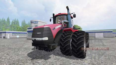 Case IH Steiger 470 v2.0 para Farming Simulator 2015