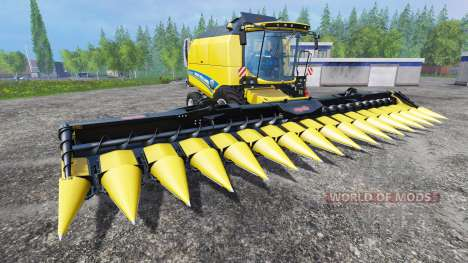 Capello Quasar HS 16R para Farming Simulator 2015
