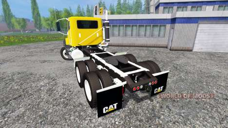 Caterpillar CT660 v1.0 para Farming Simulator 2015