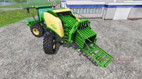 Krone Baler Prototype para Farming Simulator 2015