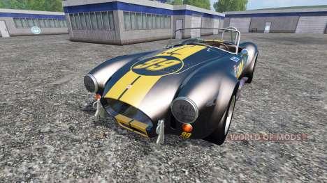 AC Shelby Cobra 427 v2.0 para Farming Simulator 2015