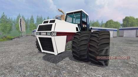 Case IH 4894 [white] para Farming Simulator 2015