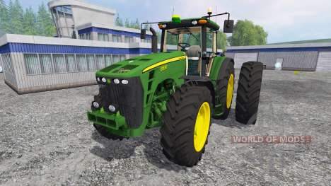 John Deere 8530 [USA] v3.0 para Farming Simulator 2015