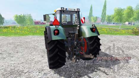 Fendt 930 Vario TMS v4.2 para Farming Simulator 2015