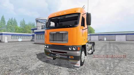 Freightliner Argosy [DayCab] para Farming Simulator 2015